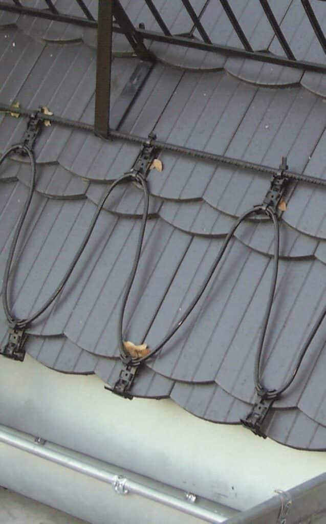 Нагревательный кабель для водостока и крыши