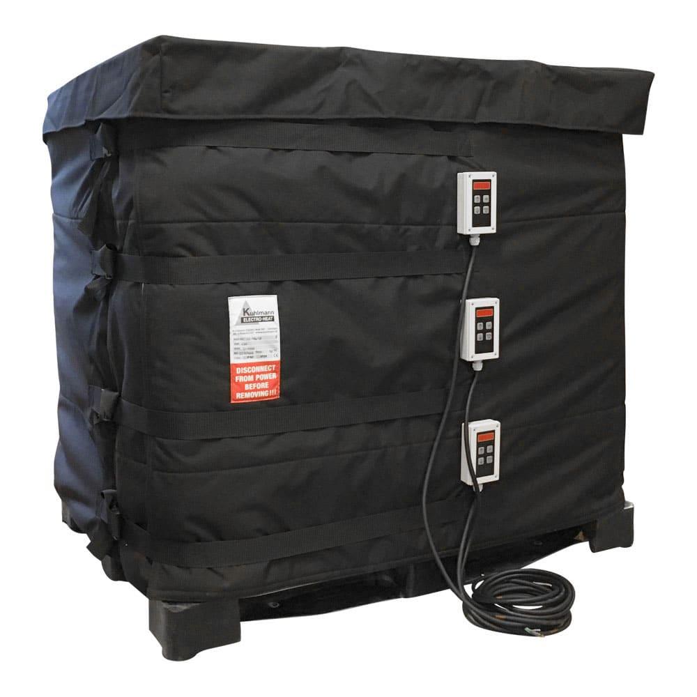 Нагреватель, обогреватель для 1000Л IBC контейнера Eврокуба