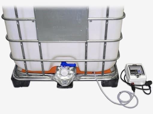 Нагревательный мат нагреватель для IBC контейнера