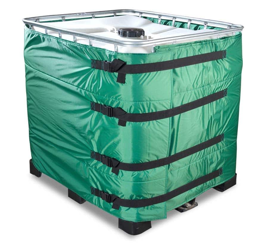 IBC konteiner soojendi