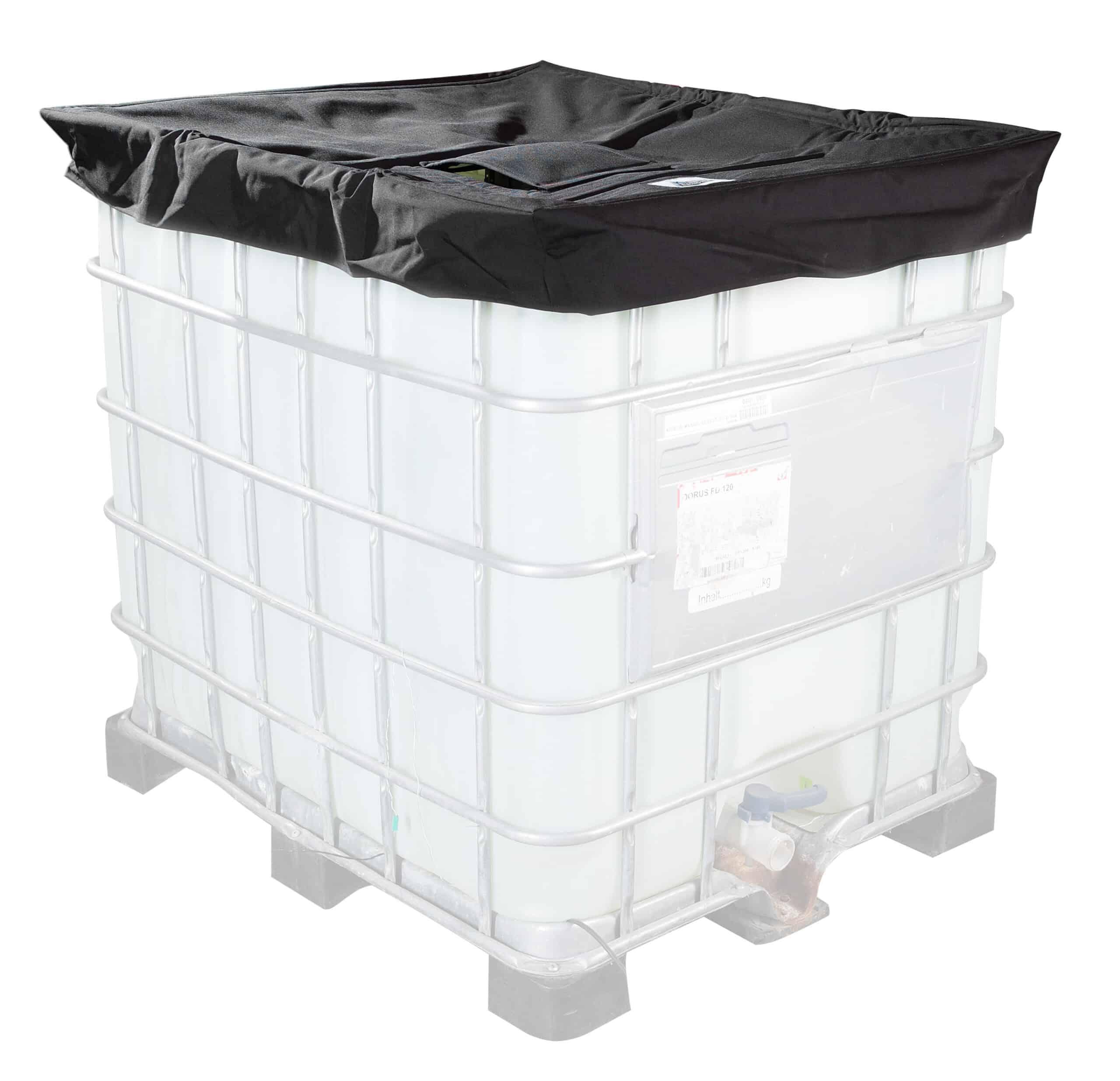 IBC konteiner soojustatud kaan