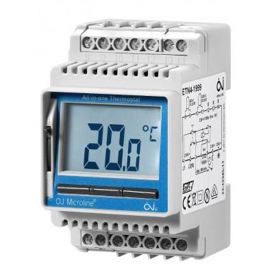 Põrandakütte termostaat temperatuuri kontroller