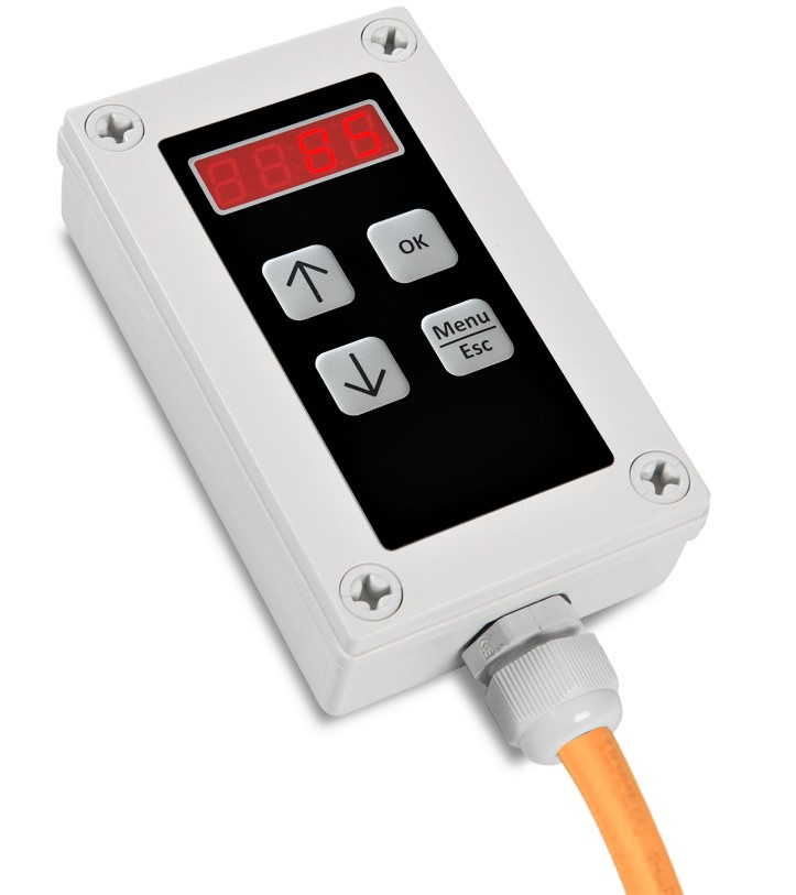 elektrooniline pinnapealne termostaat 1000L mahutid
