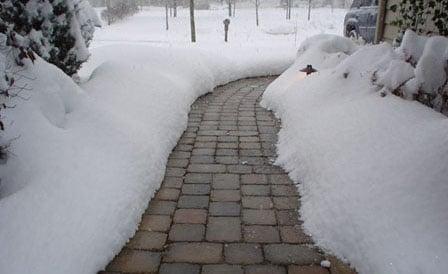 Jää ja lume sulatamine