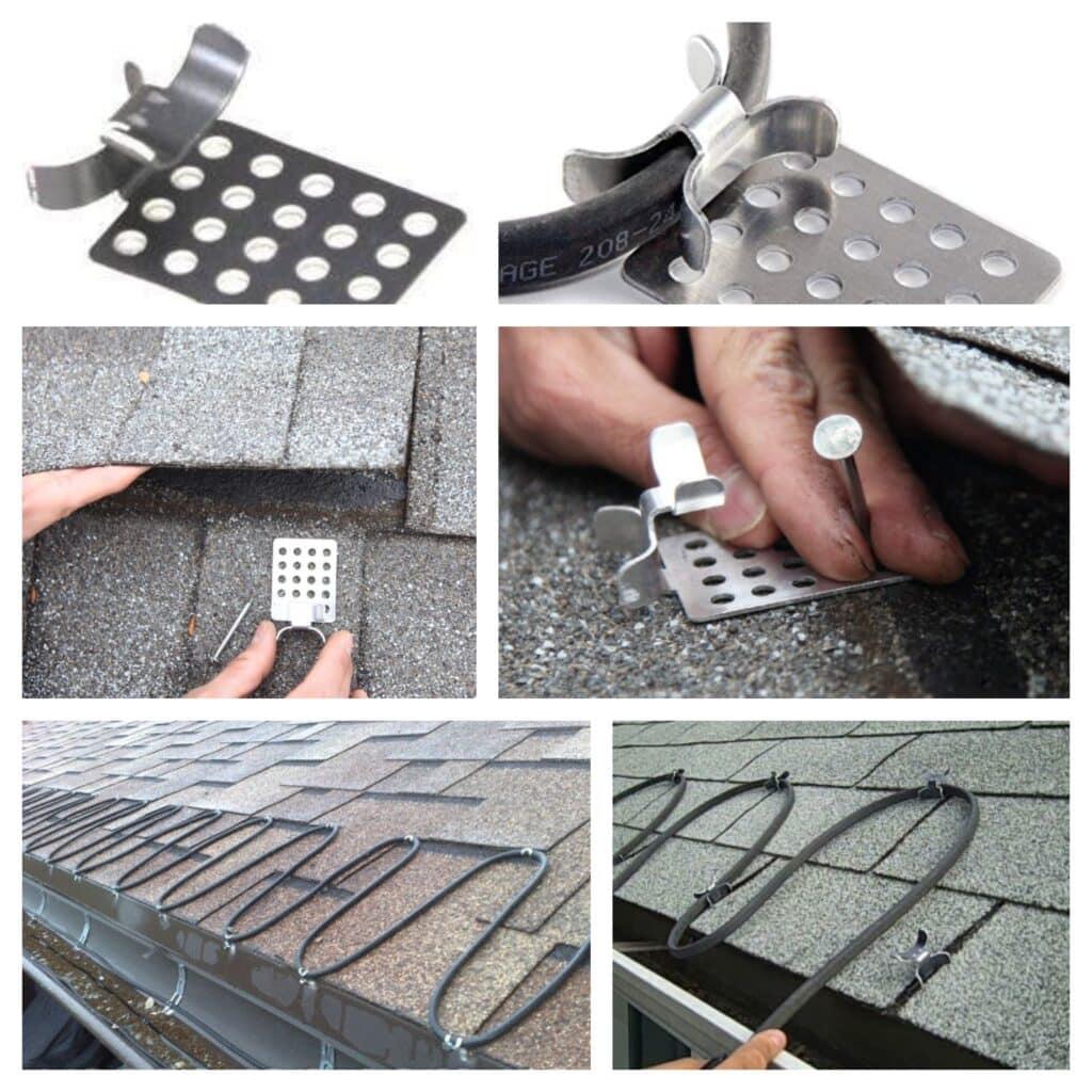 isereguleeruv küttekaabel katusele