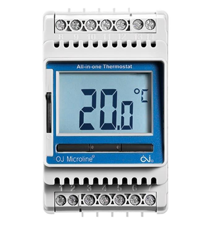 elektrooniline põrandakütte termostaat
