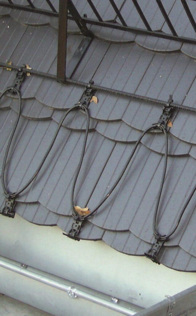 DEVI küttekaabel renni katuseküte küttekaabid