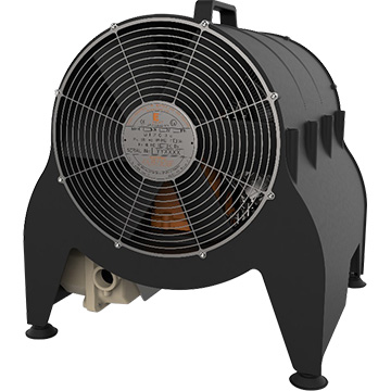 EX Atex ventilaator