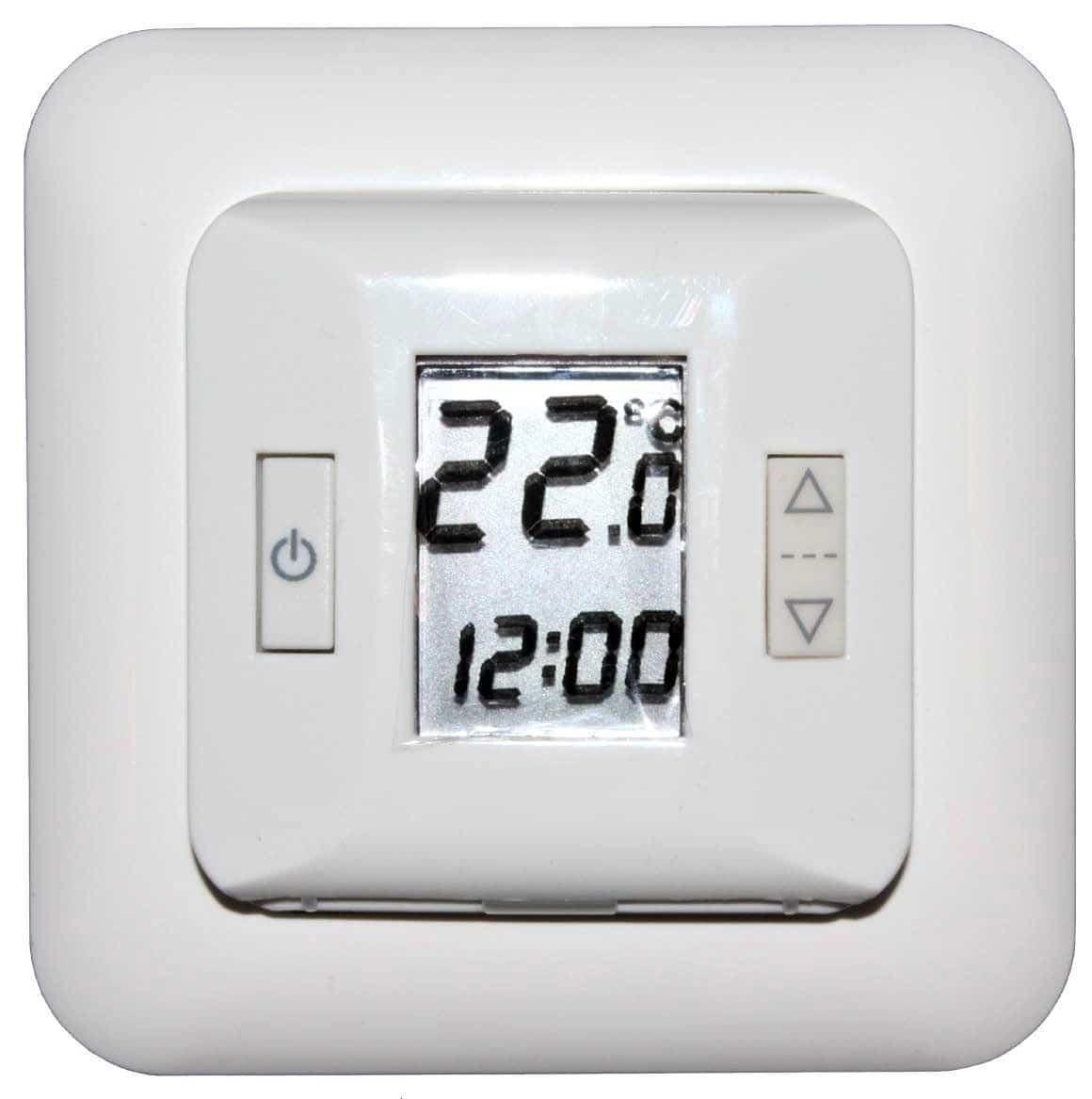 Elektrilise põrandakütte termostaat
