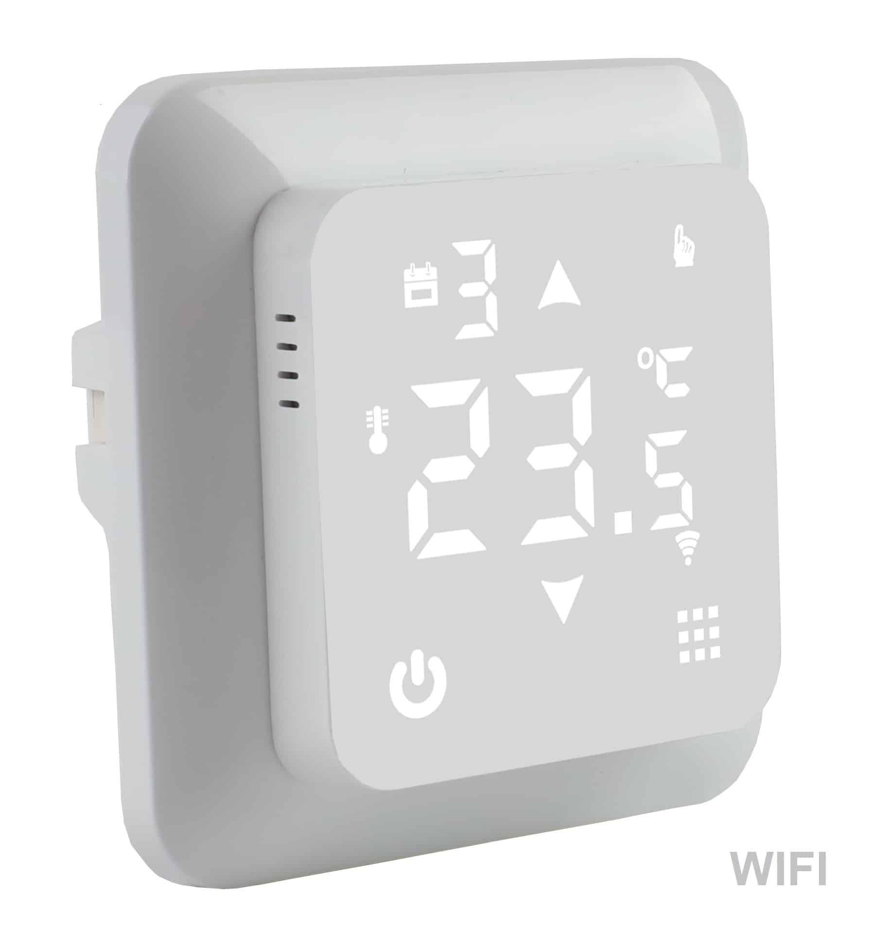 Põrandakütte wifi termostaat