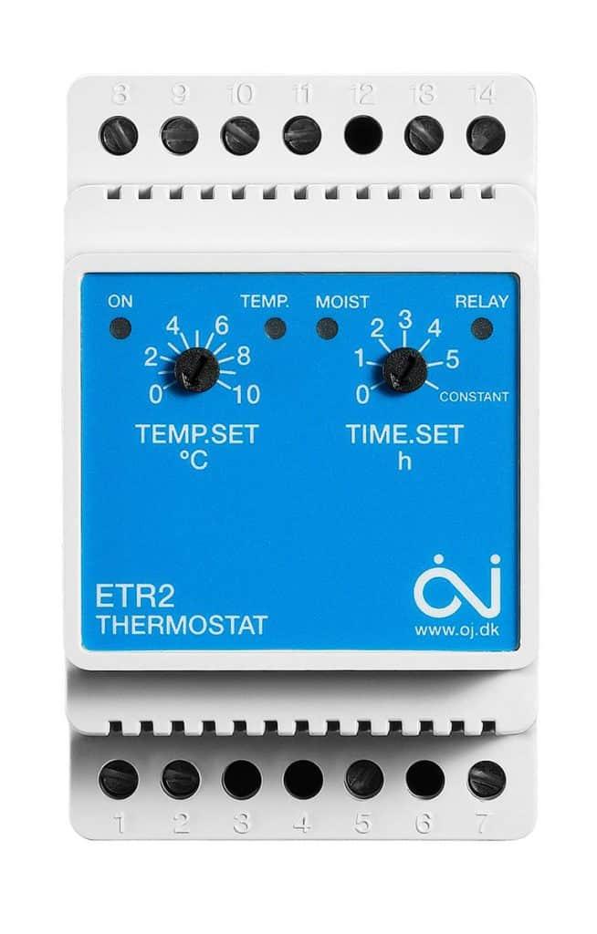 Vihmaveerenni väliala termostaat