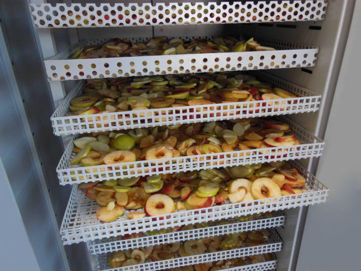 toidu dehüdraator kuivati kuivataja tööstuslik toidukuivati tööstusele